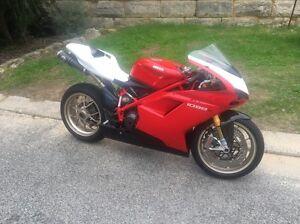 Ducati 1098R  (rare beast) Mosman Park Cottesloe Area Preview