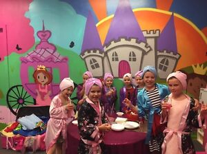 Pamper Parties for Little Princesses Brendale Pine Rivers Area Preview