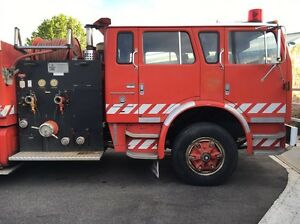 Acco fire truck 1985 model selling pumps and hoses separate , Korumburra South Gippsland Preview
