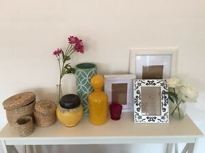 Selling home decor items all for $80 valued over $150 Hunters Hill Hunters Hill Area Preview