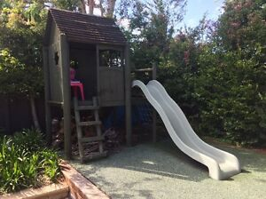 Cubby House and Slide Terrey Hills Warringah Area Preview