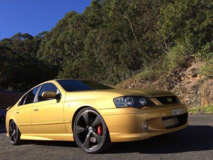2005 XR6 TURBO MK2