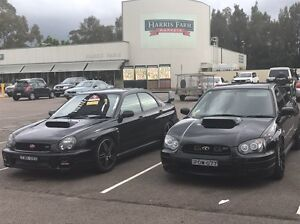 2002 wrx sti Muswellbrook Muswellbrook Area Preview