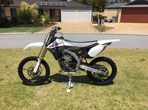 2012 yz450f Tapping Wanneroo Area Preview