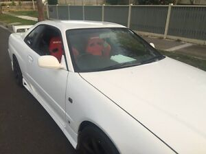Nissan skyline r34gtt NEO turbo quick sale offers over $8000 Wantirna South Knox Area Preview