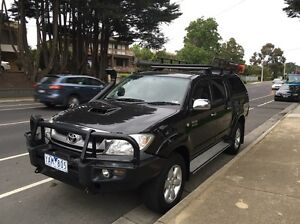 2010 4x4 Toyota Hilux SR5 Dual Cab Templestowe Lower Manningham Area Preview