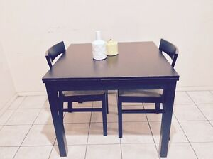 Dining table Lidcombe Auburn Area Preview