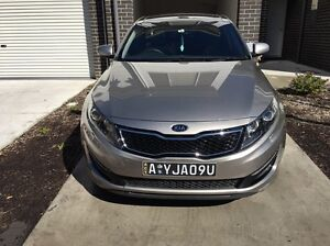 2012 kia optima platinum Franklin Gungahlin Area Preview