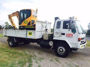 AWS Equipment & Earthmoving Glendale Lake Macquarie Area Preview