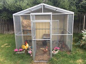 Top Quality Chicken  Coop / Bird Aviary Mulgrave Monash Area Preview