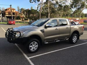 2012 Ford Ranger PX XLT Aberfeldie Moonee Valley Preview