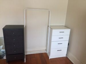 Chester Drawers // Clothes Hanger Hamilton Newcastle Area Preview