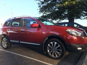 2011 Nissan Dualis Wagon 7 seats,Power Sunroof,Heated Front Seat Hurstville Hurstville Area Preview