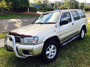 Nissan Pathfinder ST (4x4) 2003 Wagon Petrol/LPG Auto Very Low Klms Kellyville The Hills District Preview