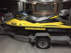 2004 seadoo rxp 2004 supercharged. Low hours! Burleigh Heads Gold Coast South Preview