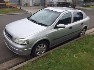 2001 holden astra wrecking Cranbourne Casey Area Preview