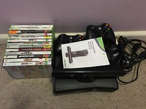 Xbox 360, 250GB with kinetic Brunswick Moreland Area Preview