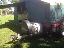 Camper trailer Currajong Townsville City Preview