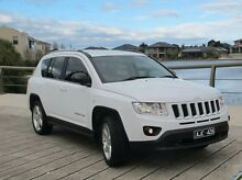2012 jeep compass limited  (REG & RWC ) Point Cook Wyndham Area Preview