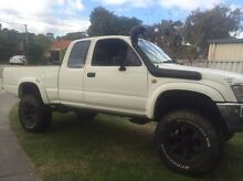 1998 Toyota hilux 4x4 Hamersley Stirling Area Preview