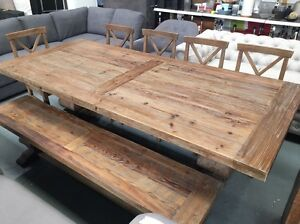 BRAND NEW DINING TABLE SET - 50% off RRP Dandenong South Greater Dandenong Preview