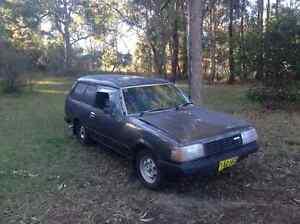 Mazda 323 panel van 1983 Glossodia Hawkesbury Area Preview