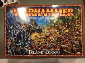 Warhammer - Island of Blood (Games Workshop) Ardross Melville Area Preview