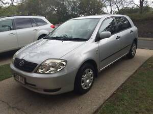 2002 Toyota Corolla Hatchback Camp Hill Brisbane South East Preview