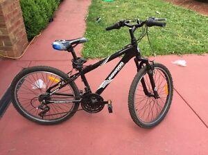 AFL bike. 24 inch kids bike. Collingwood football club Watsonia North Banyule Area Preview