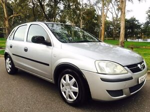 2004 Holden Barina XC Hatchback Automatic Silver Liverpool Liverpool Area Preview