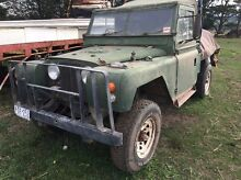 Land Rover 1964 Myrniong Moorabool Area Preview