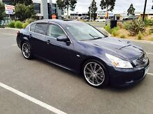 2007 Nissan Skyline 350GT V36 Type S with 1 year rego&rwc Dandenong Greater Dandenong Preview
