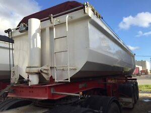 Tipper trailer Cannington Canning Area Preview