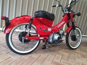 Custom postie/bobber priced to sell! Must see! Paralowie Salisbury Area Preview