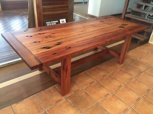 Recycled timber table East Bowral Bowral Area Preview