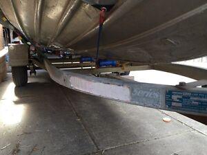 Mackay Multi-Link Boat Trailer - for 4.8m boat and below Altona Hobsons Bay Area Preview