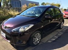 2009 Mazda 2 Radiant Ebony Cremorne Yarra Area Preview