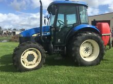 New holland td70d tractor Rossmore Liverpool Area Preview
