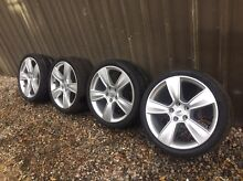 Fg falcon luxury pack 19inch wheels Bligh Park Hawkesbury Area Preview