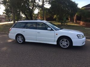 2003 Subaru Liberty RX AWD Wagon 10months Rego Low kms Liverpool Liverpool Area Preview