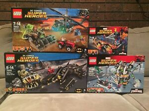 Lego superheroes new sets for sale Salisbury Salisbury Area Preview