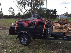 2001 Honda trx350tm 2wd quad READ INFO Cessnock Cessnock Area Preview