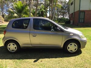 2003 Toyota Echo Awaba Lake Macquarie Area Preview