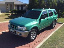 2001 HOLDEN FRONTERA 4x4! RWC! REGO! Underwood Logan Area Preview