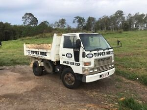 3tTipper DRY hire from only $150 per day Maroochydore Maroochydore Area Preview