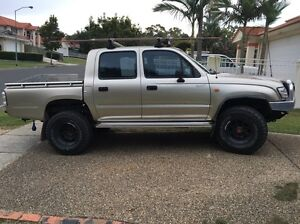 2004 Toyota hilux $13000 Brisbane City Brisbane North West Preview