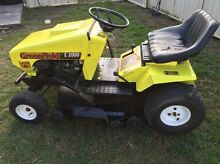 RIDE ON LAWN MOWER GREENFIELD E2000 13-34 HONDA OHV SERVICED + CATCHER Blue Haven Wyong Area Preview