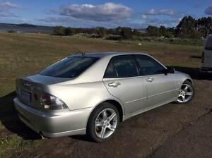 2000 Lexus IS200 Sedan Sorell Sorell Area Preview