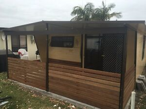 Sussex Inlet on site caravan. Riverside CV Park Sussex Inlet Shoalhaven Area Preview
