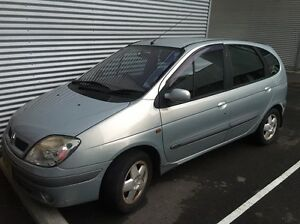 Renault scenic 2004 Moore Park Inner Sydney Preview